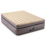 Двуспальная надувная кровать со встроенным насосом, Intex 64164