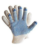 Перчатки Капкан, х/б, 5 нитка с ПВХ