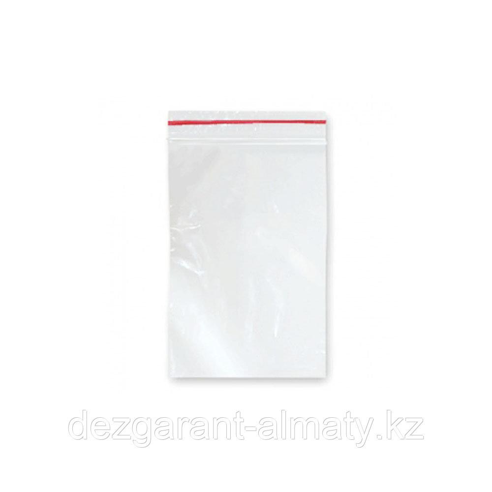 Зип-пакет 12*8 см (упаковка 100 шт)