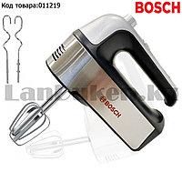 Ручной миксер электрический с 4 насадками 5 режимами мощности с кнопкой для отсоединения насадок Bosch BO-1588