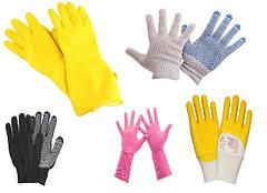 Хозяйственные перчатки (для уборки)