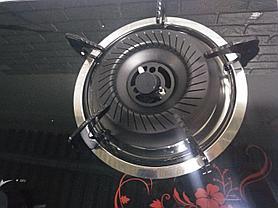 Плита 2-х конфорочная с автоподжигом, фото 2
