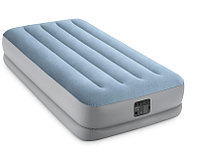 """Надувная кровать """"Raised Comfort"""" со встроенным насосом, Intex 64166"""