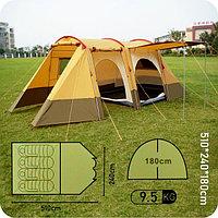 Палатка MIMIR X-ART 1700.4х местная