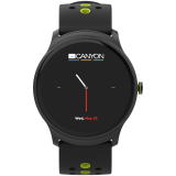 CANYON Oregano SW-81 Smart watch, 1.3inches IPS full touch screen, Alloy+plastic body,IP68 waterproof,