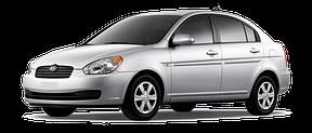 Кузовные запчасти Hyundai Accent 2006-2010