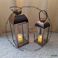 Декоративные фонари под ёлку или оформления интерьера