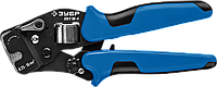 ПКТ-16-4 пресс-клещи торцевые для втулочных наконечников 0.25 - 16 мм.кв, ЗУБР Профессионал