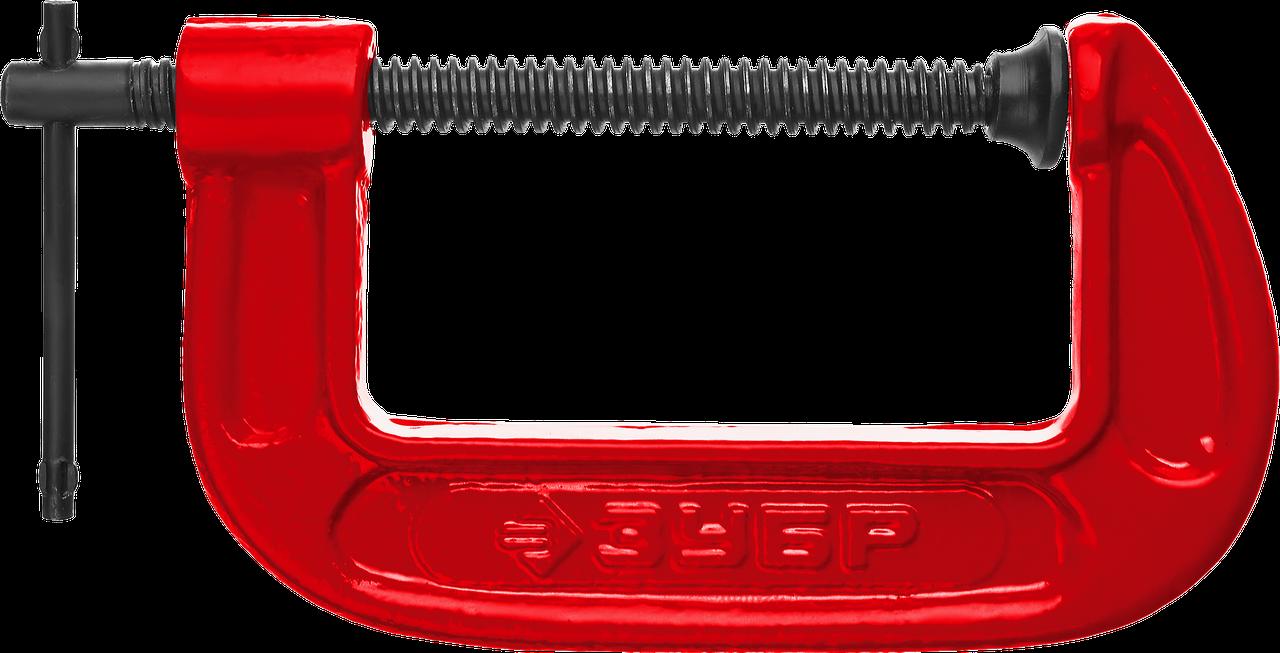 МСС-50 струбцина тип G 50 мм, ЗУБР 100