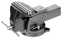 ЗУБР ЭКСПЕРТ, 200 мм, тиски слесарные