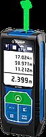 """Дальномер лазерный """"ДЛ-100"""", точность 2 мм, дальность 100м, класс защиты IP54, ЗУБР Профессионал 34923"""