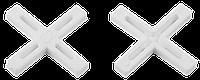 ЗУБР 1мм крестики для плитки, 200шт 100, 4