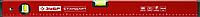 """Уровень ЗУБР """"СТАНДАРТ"""" коробчатый, 2 противоударные ампулы, 40см 600, фото 1"""