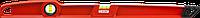 """Уровень ЗУБР """"Мастер"""" Буран литой усиленный, 2 цельные противоуд ампулы, фрезеров баз поверхность, 60см, фото 1"""