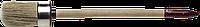 """Кисть круглая ЗУБР """"УНИВЕРСАЛ - МАСТЕР"""", светлая щетина, деревянная ручка, №2, 20мм 35"""