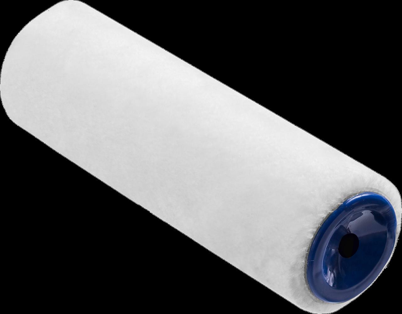Ролик сменный ВЕЛЮР 48, 180 мм, d=48 мм, ворс 4 мм, ручка d=8 мм, ЗУБР