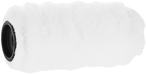"""Ролик """"РАДУГА"""" сменный меховой, ручка 6 мм, 150 мм, ЗУБР Стандарт"""