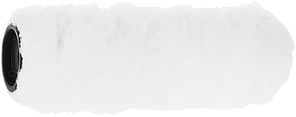 """Ролик """"РАДУГА"""" сменный меховой, ручка 6 мм, 150 мм, ЗУБР Стандарт 180, 1 180 мм"""