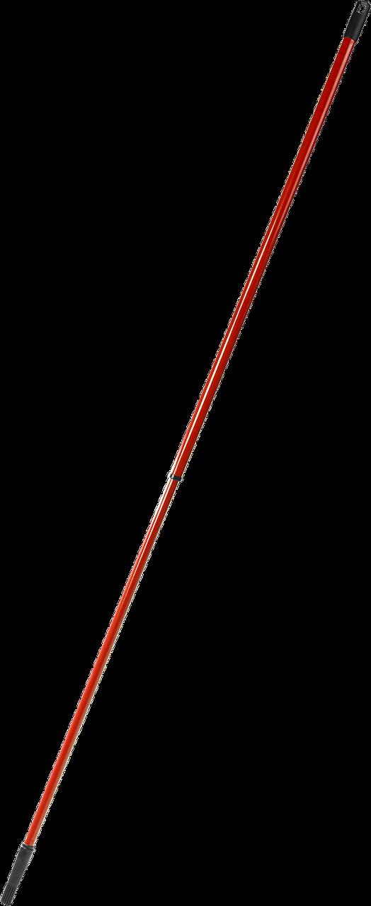 """Ручка телескопическая ЗУБР """"Мастер"""" для валиков, 1 - 2 м"""
