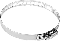 Хомуты, нерж. сталь, просечная лента 12.7 мм, 16-32 мм, 100 шт, ЗУБР Профессионал 50