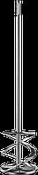 """Миксер ЗУБР """"Профессионал"""" для красок оцинкованный, SDS+ хвостовик, на подвеске, 80x400мм"""