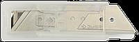 ЗУБР А24 трапециевидные лезвия, 5 шт