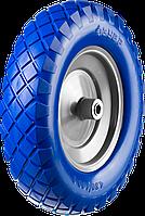 ЗУБР КПУ-1 колесо полиуретановое для тачки 39901,  350 мм 16, 380, фото 1
