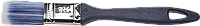 """Кисть плоская ЗУБР """"АКВА-МАСТЕР"""" """"КП-13"""", искусственная щетина, пластмассовая ручка, 20мм"""