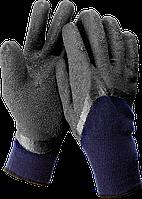 ЗУБР СИБИРЬ, размер L-XL, перчатки утепленные, двухслойные, акриловые., фото 1