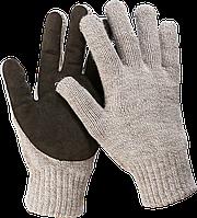 ЗУБР ТАЙГА, размер S-M, перчатки утепленные со спилковым наладонником., фото 1