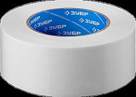 Армированная лента, ЗУБР Профессионал 12090-50-10, универсальная, влагостойкая, 48мм х 10м, серебристая 45,