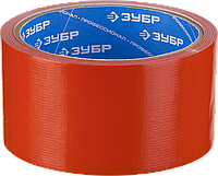 Армированная лента, ЗУБР Профессионал 12090-50-10, универсальная, влагостойкая, 48мм х 10м, серебристая 10,, фото 1