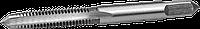 ЗУБР М6x1.0мм, метчик, сталь 9ХС, ручной 50, Глухие и сквозные, С