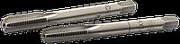 ЗУБР М8x1.0мм, комплект метчиков, сталь 9ХС, ручные, 4-28006-08-1.0-H2