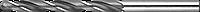 ЗУБР 1.7х43мм, Сверло по металлу, сталь Р6М5, класс В 6.6, 101, 63