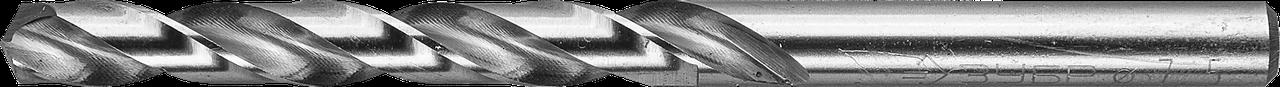 ЗУБР 7.5х109мм, Сверло по металлу, сталь Р6М5, класс А