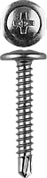 Саморезы ПШМ-С со сверлом для листового металла, 16 х 4.2 мм, 9 000 шт, ЗУБР 25, 6000