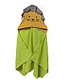 Полотенце с капюшоном уголок львенок, фото 2
