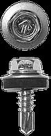 Саморезы СКМ кровельные, 19 х 5.5 мм, 500 шт, для металлических конструкций, ЗУБР Профессионал 25, 420