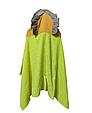 Полотенце с капюшоном уголок львенок, фото 3