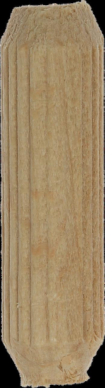 Шканты мебельные буковые, 8,0x35мм, 20шт, ЗУБР 10, 45, 8
