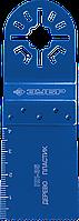 Насадка прямая пильная, 35 x 40 мм, ЗУБР Профессионал, ПП-35, фото 1