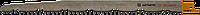 "Полотно ЗУБР ""ЭКСПЕРТ"" S922VF к саб эл.ножов Bi-Met,универс c перем шаг зуб, труб до 2"",130/1,8-2,5мм"