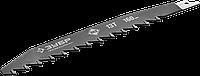 """Полотно ЗУБР """"Профессионал"""" с тв.зубьями для сабельной эл.ножовки по лёгкому бетону; 215/165, 13 зубьев"""