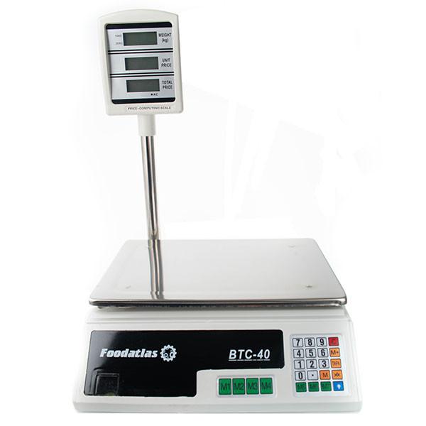 Торговые весы Foodatlas ВТС-40