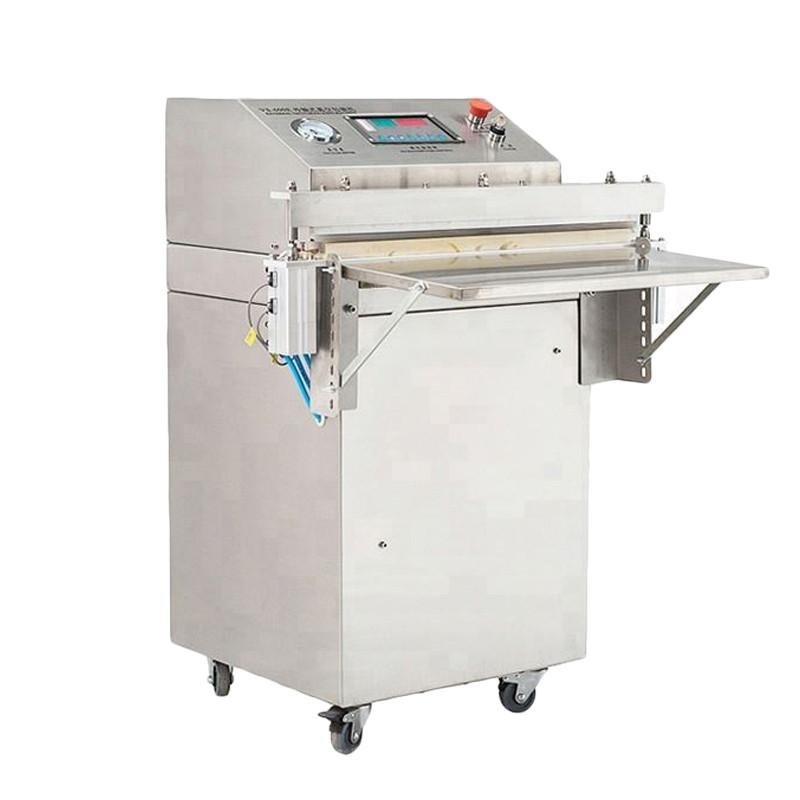 Вакуумный упаковщик бескамерный VS-600E, (корпус из  нерж. стали) Foodatlas Pro