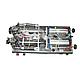 Дозатор поршневой Y2WTD (10-300 мл. 2гол., жидкость) Foodatlas Pro, фото 3