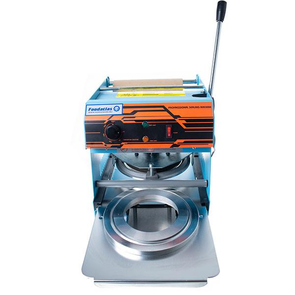 Запайщик пластиковой тары ручной (тарелка d130-180) WY-808 (AR) трейсилер