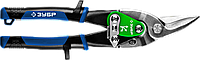 ЗУБР ПРОФЕССИОНАЛ Правые ножницы по металлу, 250 мм, фото 1