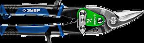 ЗУБР ПРОФЕССИОНАЛ Правые ножницы по металлу, 250 мм